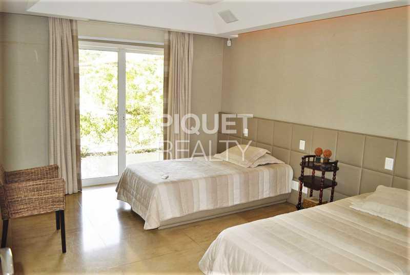SUITE - Casa em Condomínio 5 quartos à venda Rio de Janeiro,RJ - R$ 42.000.000 - 00080CA - 9