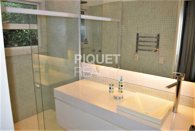 BANHEIRO - Casa em Condomínio 5 quartos à venda Rio de Janeiro,RJ - R$ 42.000.000 - 00080CA - 10