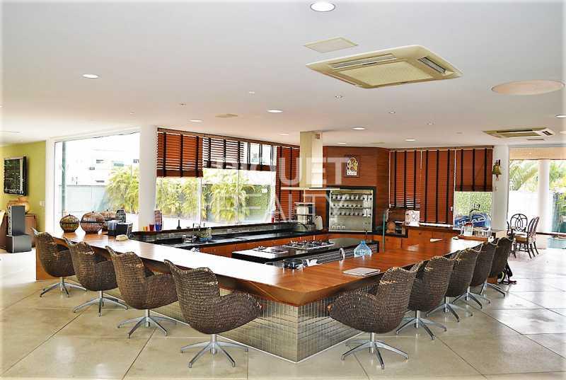 AREA GOURMET - Casa em Condomínio 5 quartos à venda Rio de Janeiro,RJ - R$ 42.000.000 - 00080CA - 20