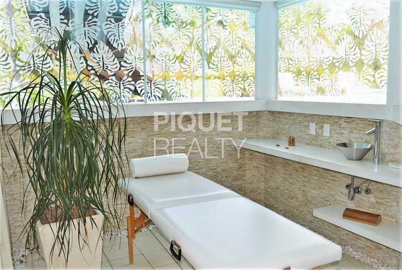 SPA - Casa em Condomínio 5 quartos à venda Rio de Janeiro,RJ - R$ 42.000.000 - 00080CA - 23