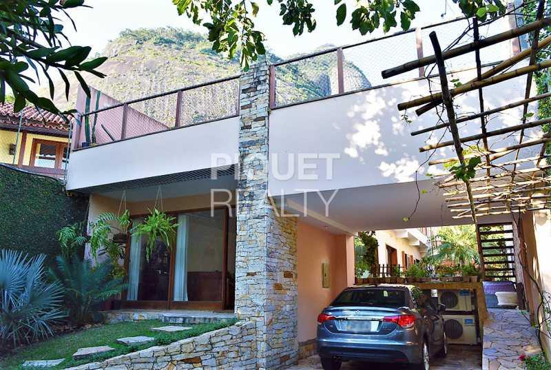 FACHADA - Casa À Venda - Rio de Janeiro - RJ - Barra da Tijuca - 00228CA - 30