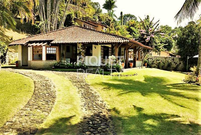FACHADA - Casa em Condomínio 3 quartos à venda Angra dos Reis,RJ - R$ 3.290.000 - 00254CA - 4