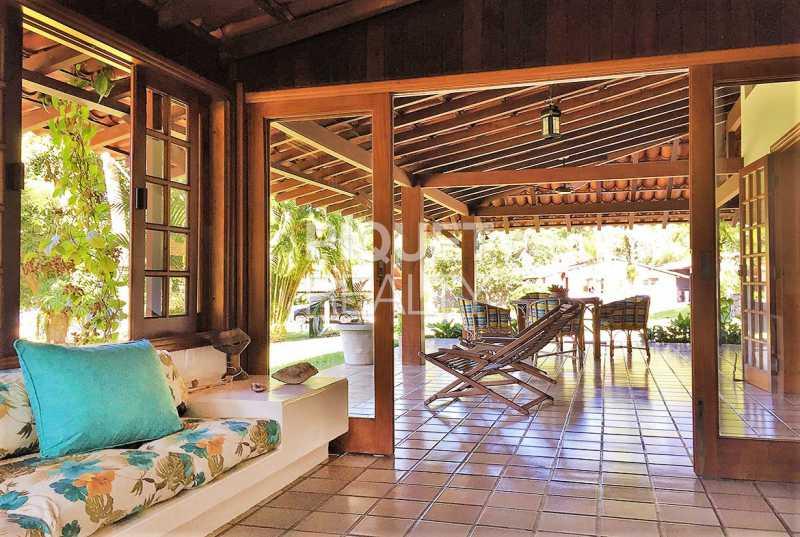 VARANDA - Casa em Condomínio 3 quartos à venda Angra dos Reis,RJ - R$ 3.290.000 - 00254CA - 7