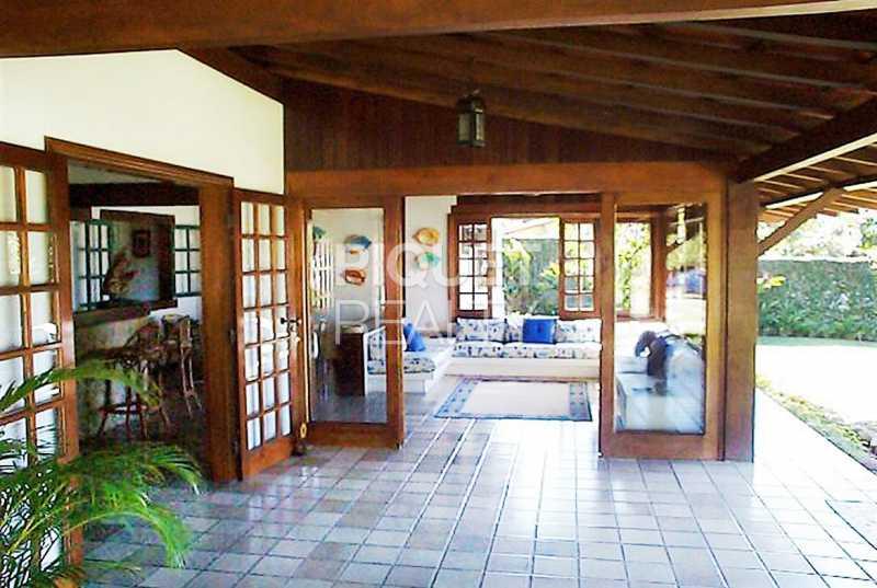 VARANDA / SALA DE ESTAR - Casa em Condomínio 3 quartos à venda Angra dos Reis,RJ - R$ 3.290.000 - 00254CA - 8