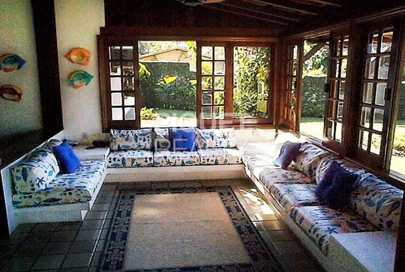 SALA DE ESTAR - Casa em Condomínio 3 quartos à venda Angra dos Reis,RJ - R$ 3.290.000 - 00254CA - 15