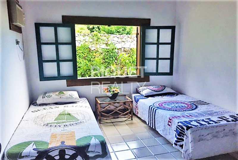 QUARTO - Casa em Condomínio 3 quartos à venda Angra dos Reis,RJ - R$ 3.290.000 - 00254CA - 13