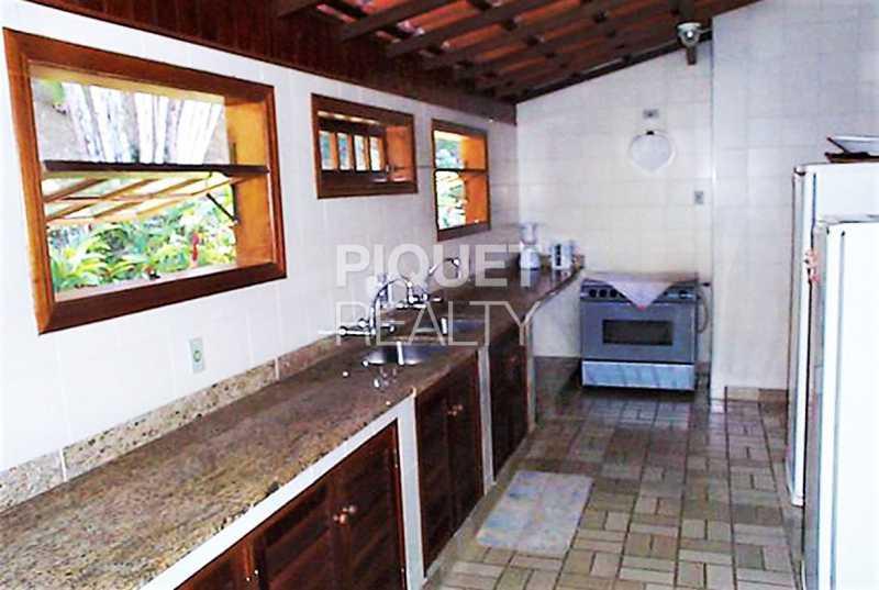 COZINHA - Casa em Condomínio 3 quartos à venda Angra dos Reis,RJ - R$ 3.290.000 - 00254CA - 16