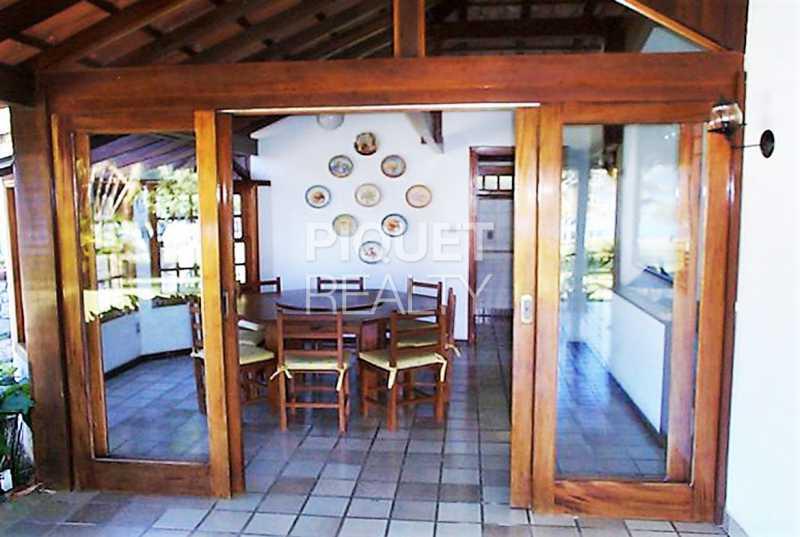 SALA DE REFEIÇÕES - Casa em Condomínio 3 quartos à venda Angra dos Reis,RJ - R$ 3.290.000 - 00254CA - 10