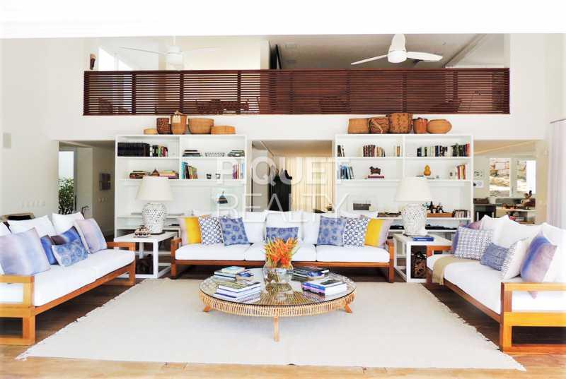 SALA - Casa 4 quartos para venda e aluguel Parati,RJ - R$ 10.999.000 - 00233CA - 7