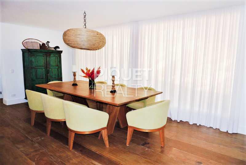 SALA DE JANTAR - Casa 4 quartos para venda e aluguel Parati,RJ - R$ 10.999.000 - 00233CA - 8