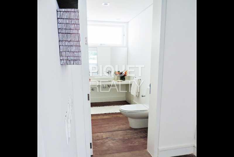 BANHEIRO - Casa 4 quartos para venda e aluguel Parati,RJ - R$ 10.999.000 - 00233CA - 14