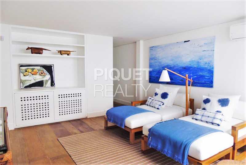 SUITE - Casa 4 quartos para venda e aluguel Parati,RJ - R$ 10.999.000 - 00233CA - 13