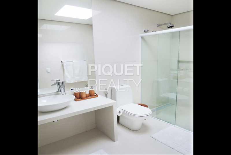BANHEIRO - Casa 4 quartos para venda e aluguel Parati,RJ - R$ 10.999.000 - 00233CA - 18