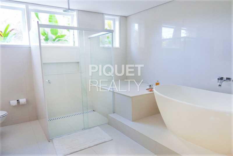 BANHEIRO - Casa 4 quartos para venda e aluguel Parati,RJ - R$ 10.999.000 - 00233CA - 16