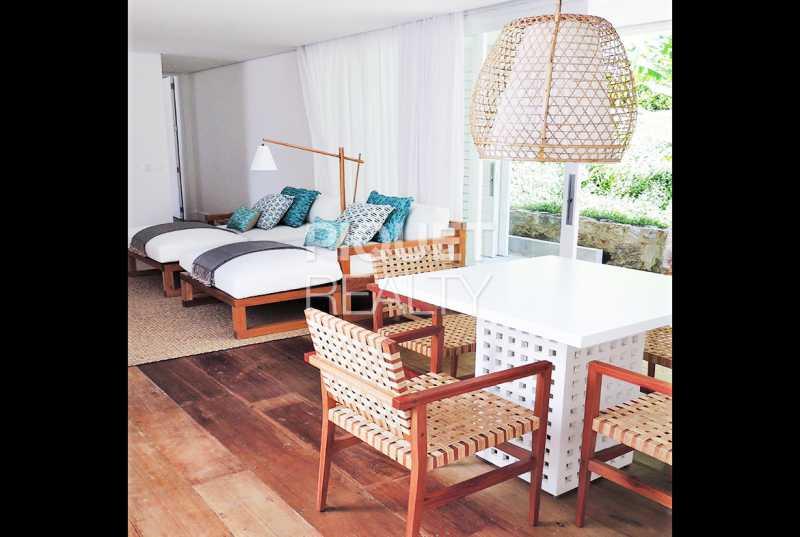 SALA - Casa 4 quartos para venda e aluguel Parati,RJ - R$ 10.999.000 - 00233CA - 11
