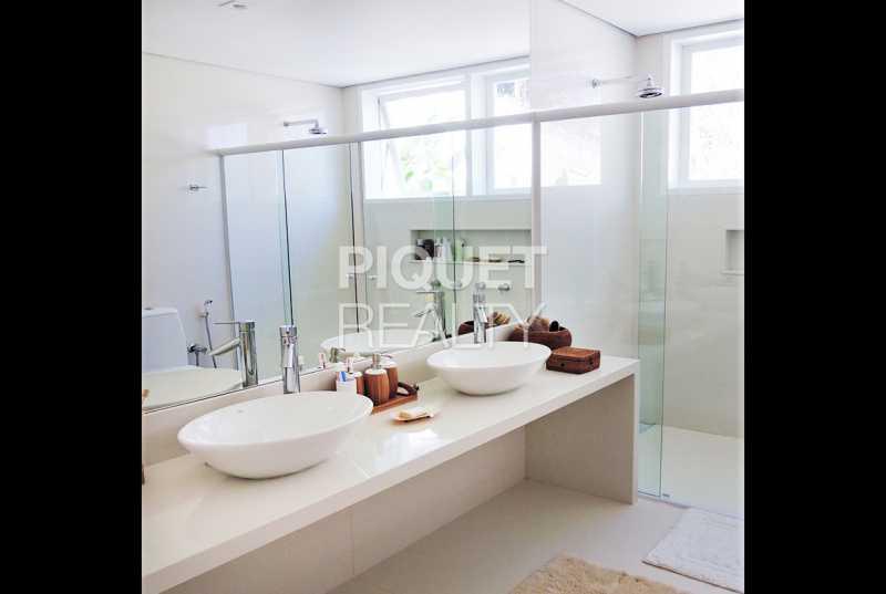 BANHEIRO - Casa 4 quartos para venda e aluguel Parati,RJ - R$ 10.999.000 - 00233CA - 22
