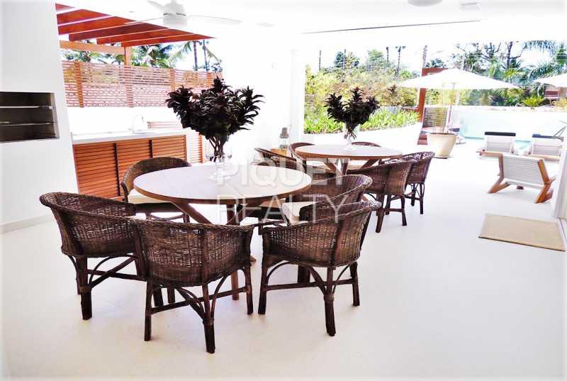AREA GOURMET - Casa 4 quartos para venda e aluguel Parati,RJ - R$ 10.999.000 - 00233CA - 6