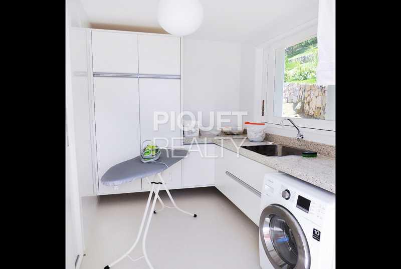 AREA DE SERVIÇO - Casa 4 quartos para venda e aluguel Parati,RJ - R$ 10.999.000 - 00233CA - 26