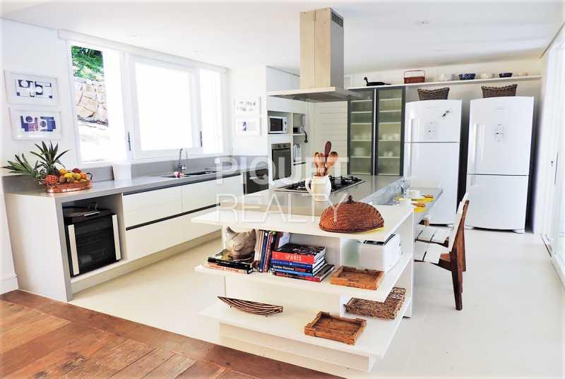 COZINHA - Casa 4 quartos para venda e aluguel Parati,RJ - R$ 10.999.000 - 00233CA - 12