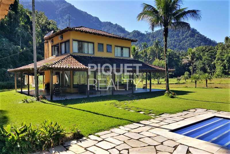 FAZENDA - Fazenda 1000m² à venda Angra dos Reis,RJ - R$ 2.499.000 - 00102CA - 3