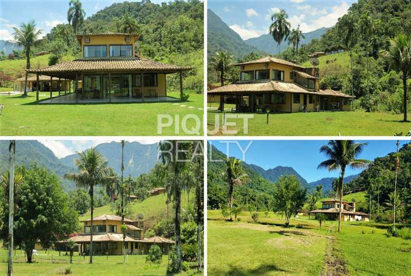 FAZENDA - Fazenda 1000m² à venda Angra dos Reis,RJ - R$ 2.499.000 - 00102CA - 5