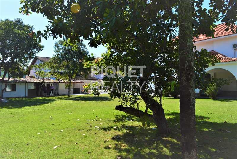 TERRENO GRANDE - Casa em Condomínio 4 quartos à venda Rio de Janeiro,RJ - R$ 7.498.000 - 00184CA - 5