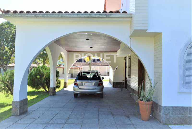 GARAGEM - Casa em Condomínio 4 quartos à venda Rio de Janeiro,RJ - R$ 7.498.000 - 00184CA - 7