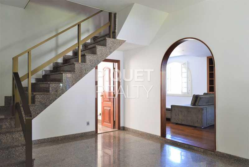 SALA - Casa em Condomínio 4 quartos à venda Rio de Janeiro,RJ - R$ 7.498.000 - 00184CA - 8