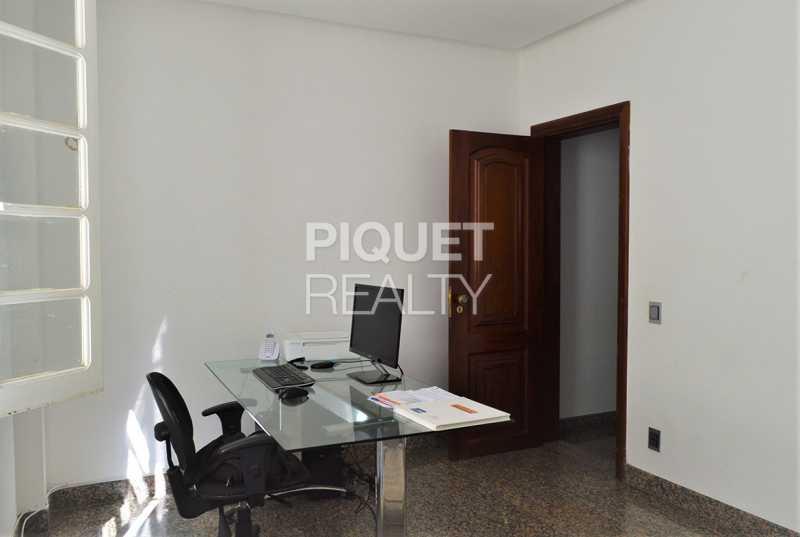 ESCRITORIO - Casa em Condomínio 4 quartos à venda Rio de Janeiro,RJ - R$ 7.498.000 - 00184CA - 12