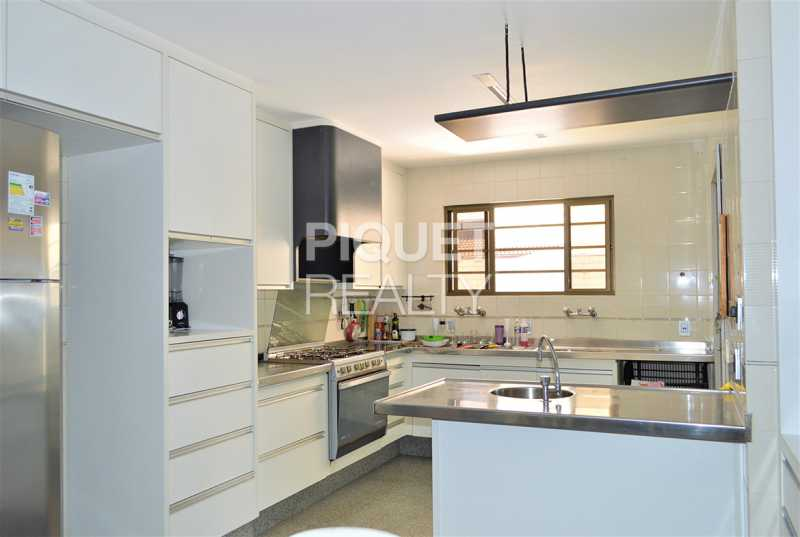 COZINHA - Casa em Condomínio 4 quartos à venda Rio de Janeiro,RJ - R$ 7.498.000 - 00184CA - 13