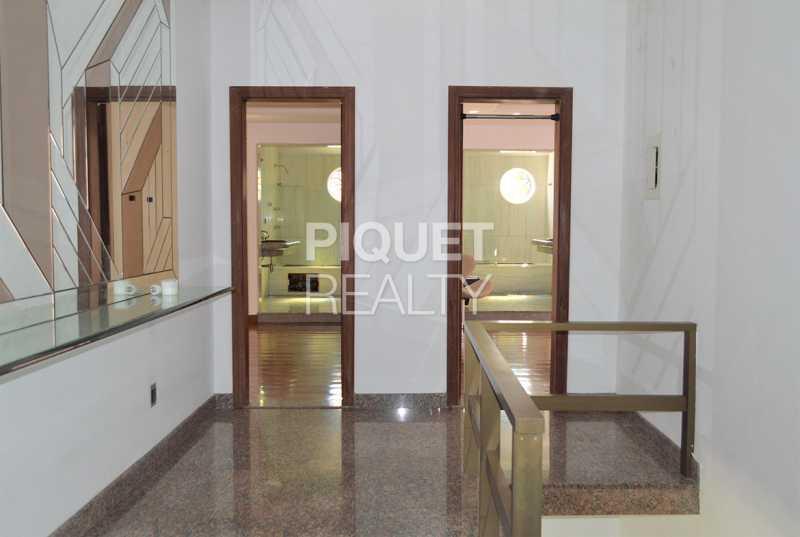CORREDOR - Casa em Condomínio 4 quartos à venda Rio de Janeiro,RJ - R$ 7.498.000 - 00184CA - 14