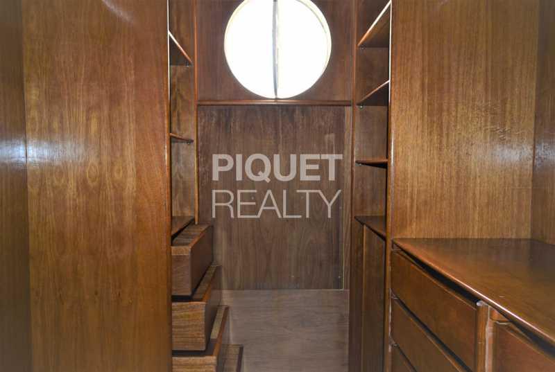 CLOSET - Casa em Condomínio 4 quartos à venda Rio de Janeiro,RJ - R$ 7.498.000 - 00184CA - 18