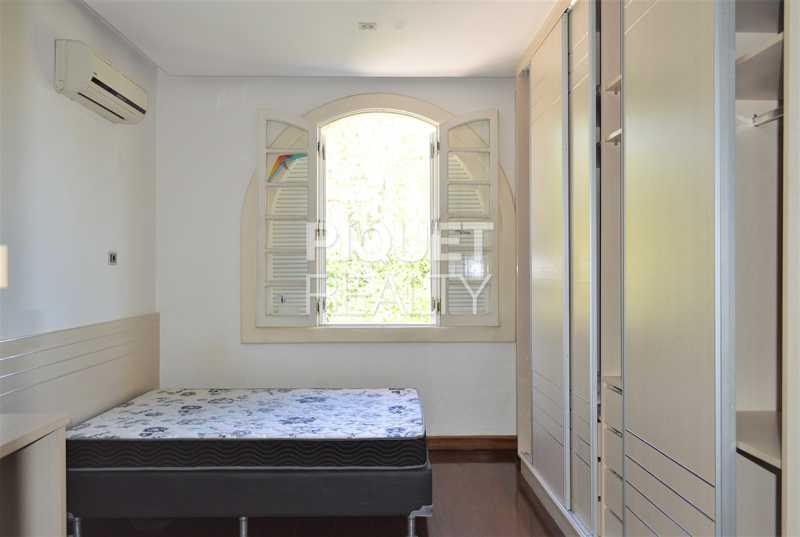 SUITE - Casa em Condomínio 4 quartos à venda Rio de Janeiro,RJ - R$ 7.498.000 - 00184CA - 20