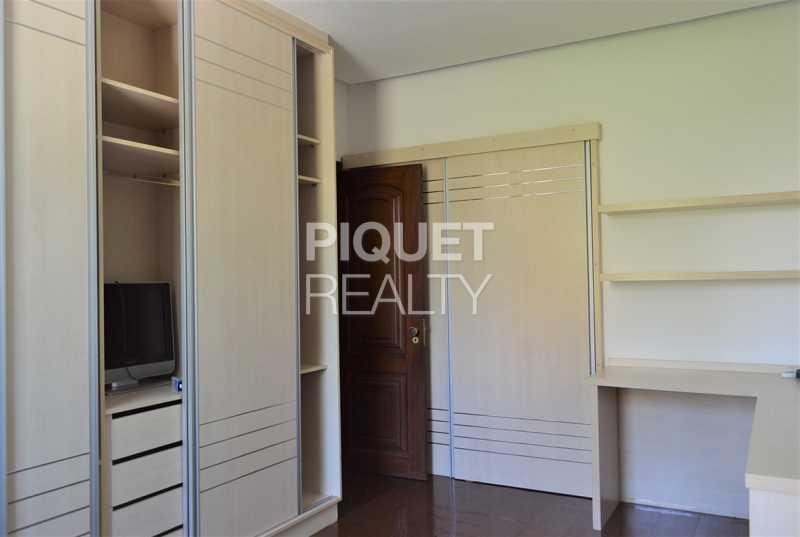 SUITE - Casa em Condomínio 4 quartos à venda Rio de Janeiro,RJ - R$ 7.498.000 - 00184CA - 21
