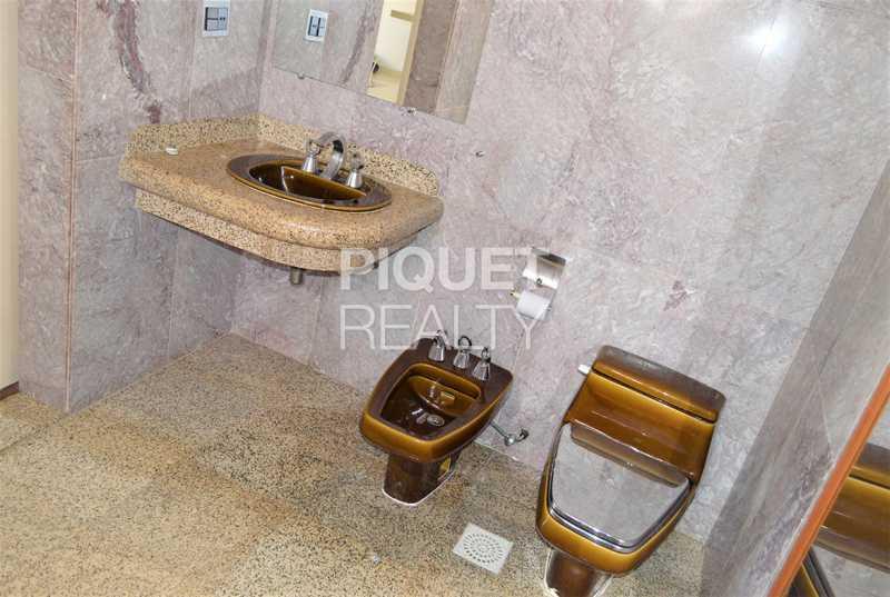 BANHEIRO - Casa em Condomínio 4 quartos à venda Rio de Janeiro,RJ - R$ 7.498.000 - 00184CA - 24