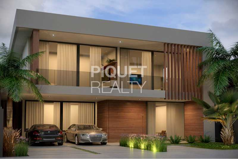 FACHADA - Casa em Condomínio 5 quartos à venda Rio de Janeiro,RJ - R$ 5.890.000 - 00216CA - 3
