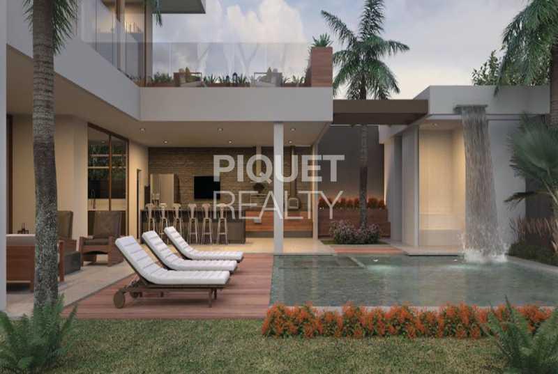 LAZER - Casa em Condomínio 5 quartos à venda Rio de Janeiro,RJ - R$ 5.890.000 - 00216CA - 1