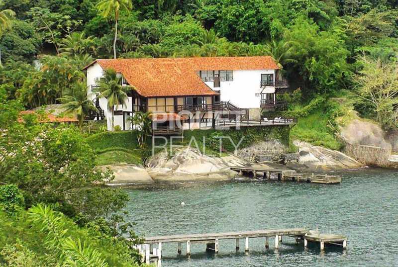 FACHADA - Casa em Condomínio 6 quartos à venda Angra dos Reis,RJ - R$ 5.990.000 - 00118CA - 5
