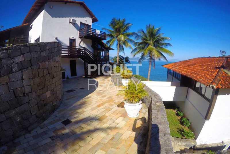 LATERAL - Casa em Condomínio 6 quartos à venda Angra dos Reis,RJ - R$ 5.990.000 - 00118CA - 9