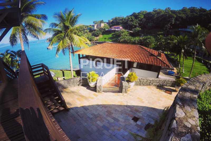 LATERAL  - Casa em Condomínio 6 quartos à venda Angra dos Reis,RJ - R$ 5.990.000 - 00118CA - 10