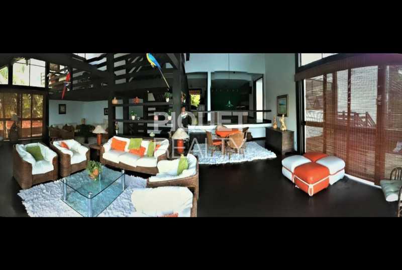 SALA - Casa em Condomínio 6 quartos à venda Angra dos Reis,RJ - R$ 5.990.000 - 00118CA - 19