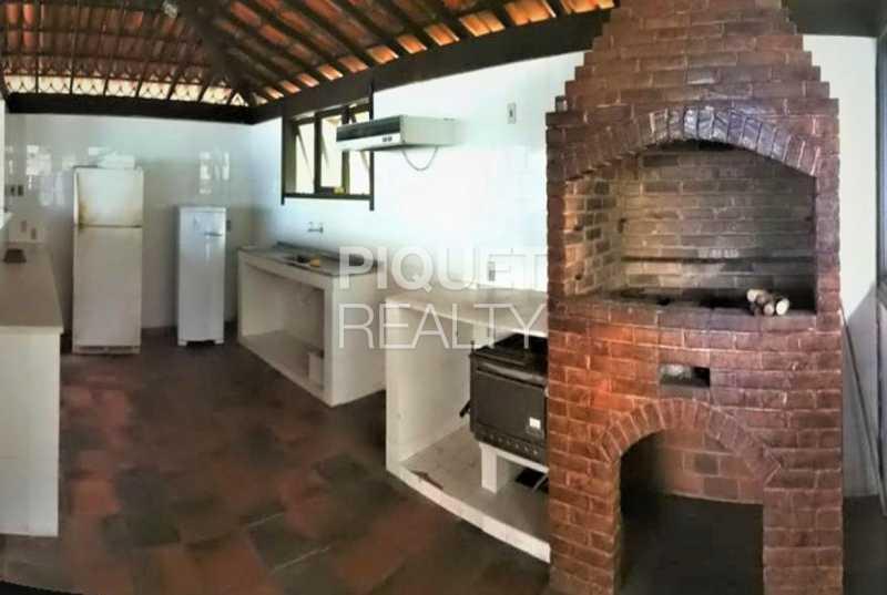 CHURRASQUEIRA - Casa em Condomínio 6 quartos à venda Angra dos Reis,RJ - R$ 5.990.000 - 00118CA - 21