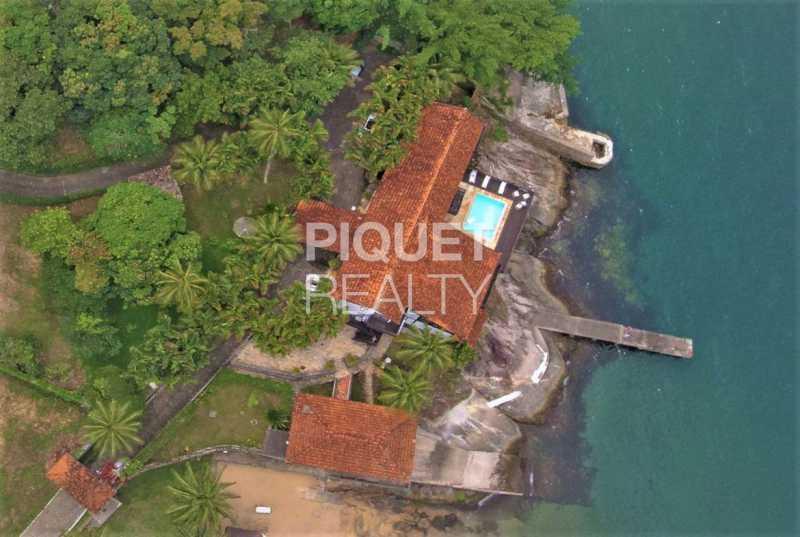 PARAÍSO - Casa em Condomínio 6 quartos à venda Angra dos Reis,RJ - R$ 5.990.000 - 00118CA - 4