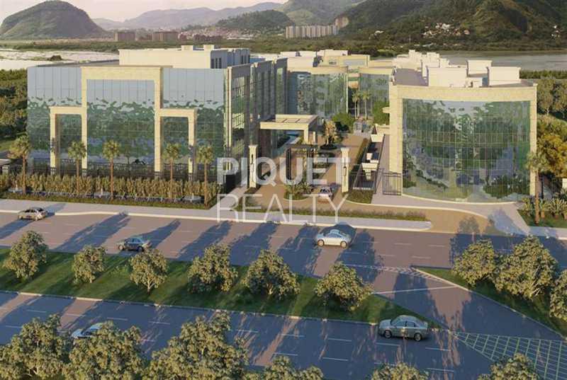 LEAD AMÉRICAS BUSINESS - Sala Comercial 52m² à venda Rio de Janeiro,RJ - R$ 750.000 - 00130SA - 4