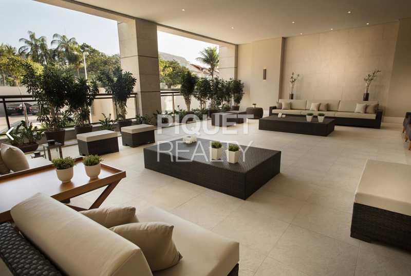 LOUNGE - Sala Comercial 52m² à venda Rio de Janeiro,RJ - R$ 750.000 - 00130SA - 10