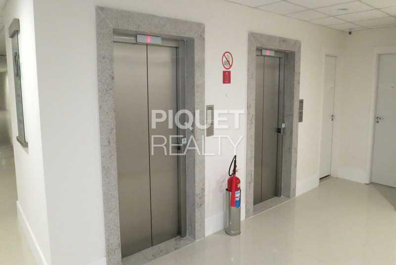 ELEVADOR - Sala Comercial 52m² à venda Rio de Janeiro,RJ - R$ 750.000 - 00130SA - 25
