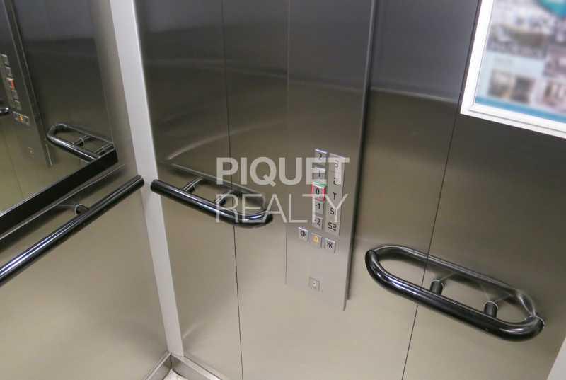 ELEVADOR - Sala Comercial 52m² à venda Rio de Janeiro,RJ - R$ 750.000 - 00130SA - 27