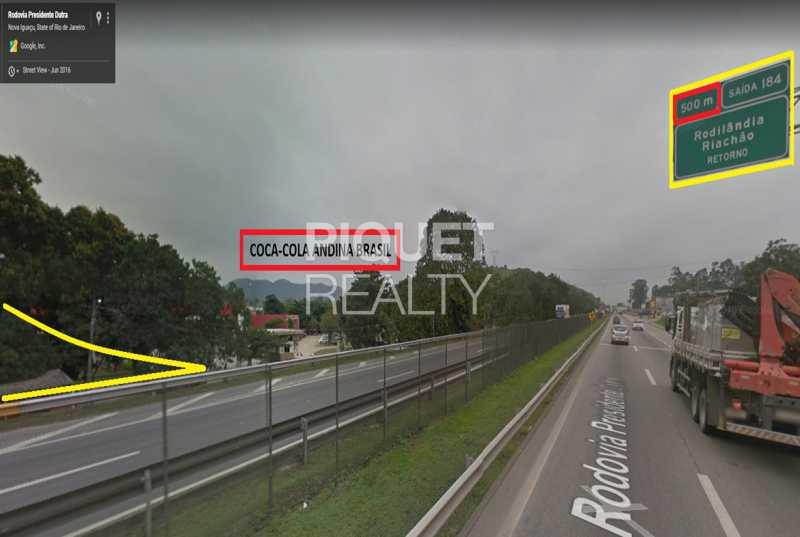 RETORNO PARA SP KM 184 A 5 - Terreno Multifamiliar à venda Nova Iguaçu,RJ - R$ 7.999.000 - 00259TE - 8