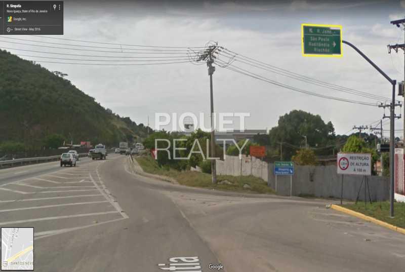 RETORNO PARA SP KM184 - Terreno 23000m² à venda Nova Iguaçu,RJ - R$ 7.999.000 - 00259TE - 9