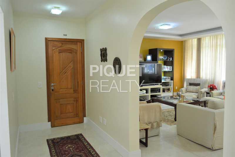 HALL DE ENTRADA / SALA - Apartamento 4 quartos à venda Rio de Janeiro,RJ - R$ 6.199.000 - 00269AP - 3